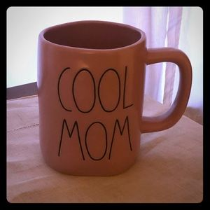 Rae Dunn purple cool mom mug